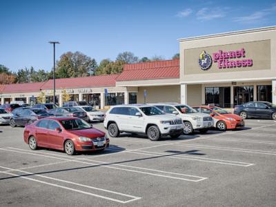 hayfield shopping center